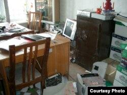 После нападения на офис КПЦ