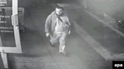 A handout surveillance image made available by the New Jersey State Police on September 19 showing naturalized U.S. citizen Ahmad Khan Rahami.