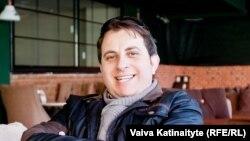 Turkish sales and marketing manager Tolga Baris