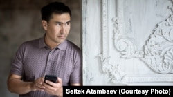Сейтек Атамбаев.