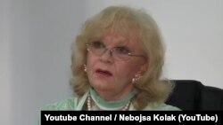 Milena Dravić, proslavljena glumica