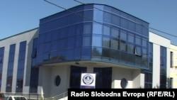 Зградата на претпријатието за водоснабдување во Прилеп
