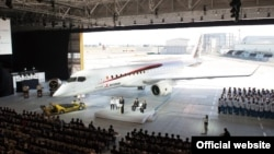 میتسوبیشی ( Mitsubishi Regional Jet) جت نسل جدید منطقهای است که از سال ۲۰۱۷ تولید آن آغاز خواهد شد.