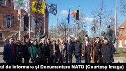 Delegaţia din R. Moldova