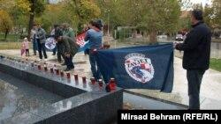 Slavlje zbog oslobađanja hrvatskih generala, Mostar, 16. novembar 2012.