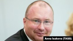 Вице-спикер Госдумы, сын Владимира Жириновского Игорь Лебедев
