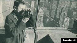 Али Хамраев в Нью Йорке, 1964 год.