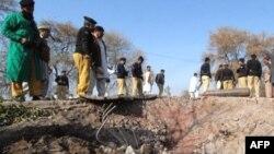 انفجارها و حملات در پاکستان در ماه های گذشته افزایش یافته است.( عکس: AFP)