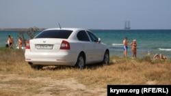 Крым, Межводное. Архивное фото