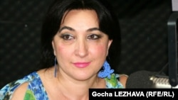 По словам Евы Гоциридзе, она с радостью согласилась на предложение партии власти
