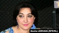 Что послужило основанием в качестве замены выбрать именно Еву Гоциридзе, в правительстве не комментируют