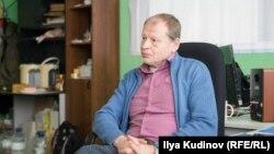 """Директор Фонда """"Так-так-так"""" Виктор Юкечев"""