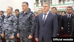 Заместитель глава МВД Ингушетии (архивное фото)