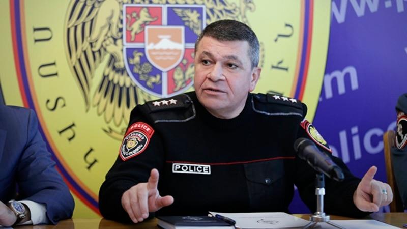 Ոստիկանապետը խորհրդակցություն է անցկացրել Կոտայքի մարզում
