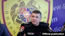 ՀՀ ոստիկանապետ Վլադիմիր Գասպարյան