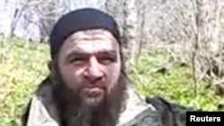 Has Doku Umarov (pictured) disciplined Movladi Udugov, or pushed him out?