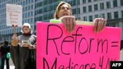 Вокруг реформы медстрахования в США кипят нешуточные страсти.