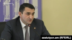 Вице-мэр Еревана Ваге Никоян (архив)