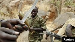Одна из групп повстанцев на востоке Демократической Республики Конго