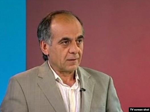 صادق صبا، رئیس بخش فارسی سرویس جهانی بیبیسی