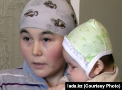 Самал Шишмаганбетова, жена Абдиллы Кигликова. Фото с сайта Lada.kz