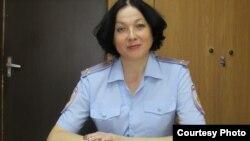 Галина Ещенко. Фото отдела МВД по Калининскому району