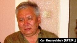 Нурсыдык Жаксыгулов, председатель общества «Кыргызско-казахстанская дружба и сотрудничество».