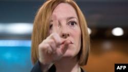 ABŞ Dövlət Departamentinin sözçüsü Jen Psaki