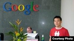 Google компаниясында иштеген кыргызстандык Тилек Мамутов