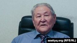 Политик и экономист Серикболсын Абдильдин. Алматы, 19 октября 2016 года.