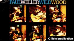 Detaliu de pe coperta albumului Wild Wood, Paul Weller, 1993.