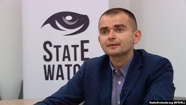 Гліб Каневський, керівник експертної організації StateWatch