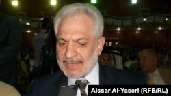 وزير التعليم العالي والبحث العلمي علي الأديب