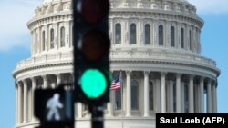 Clădirea Capitoliului la Washington