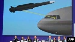 Международная комиссия по расследованию крушения MH17