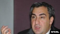 Премьер-министр Грузии Ника Гилаури