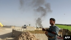 Авганистански војник.