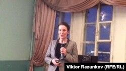 Заместитель директора польского культурного центра в Санкт-Петербурге Анна Лазар