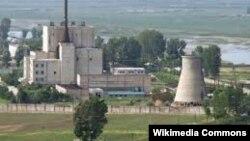 Centrala nucleară de la Yongbyon, Corea de Nord
