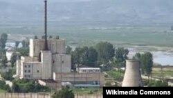 Centrala nucleară de la Yongbyon în Coreea de Nord
