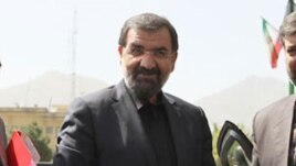 Mohsen Rezaei, a former commander in Iran's Revolutionary Guards