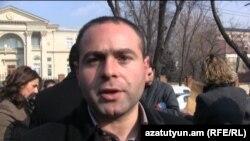 Հայաստնա -- Բողոքի ակցիա նախագահական նստավայրի դիմաց, Երեւան, 24-ը հունվարի, 2013թ․