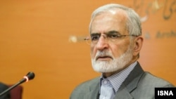 Kamal Kharrazi, ex-foreign minister and Chairman of Iran's Strategic Council of Foreign Relations . File photo