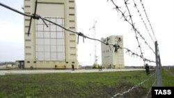 Российская стационарная радиолокационная станция в Краснодарском крае. Иллюстративное фото.