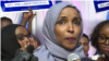 Video grab Ilhan Omar the First Former Refugee in Us Congress