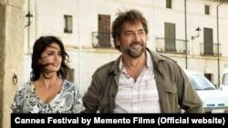 صحنهای از تازهترین فیلم اصغر فرهادی با حضور پنهلوپه کروز و خاویر باردم