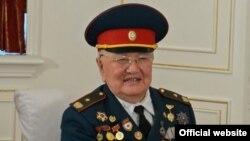 Акын Сооронбай Жусуев