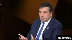 Глава Одессы Михаил Саакашвили.