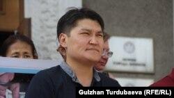 Адиль Турдукулов.