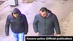 Osumnjičeni u slučaju ubistva Olivera Ivanovića u ulici Lole Ribara u Severnoj Mitrovici